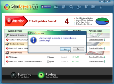 Download dan Install Driver Windows