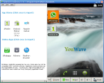 Emulator Android YouWave