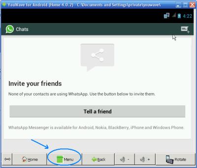 WhatsApp Versi Windows