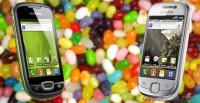 Update Galaxy Mini Jelly Bean